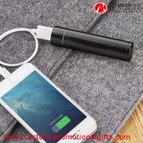 Mini-USB-Kabel-Zylinder-externes Mobiltelefon-Ladegerät