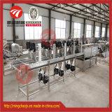 Arruela de alimentar a linha de processamento de secagem natural de frutos de equipamento de secagem do ar
