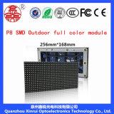 Écran polychrome extérieur de module d'Afficheur LED de P8 SMD