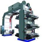 Machine à imprimer multicolore couleur et à la page et au type d'imprimante flexographique
