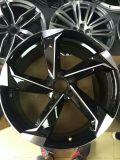 13 pouces - Jantes en alliage de voiture de conception de 21 pouces pour Audi Cars