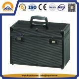 Cassetta portautensili di alluminio dura nera per memoria dello strumento (HT-1020)