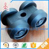 Simples ou Dupla de Serviço Pesado Mc Nylon roda plástica PA Cilindro de Suspensão Superior