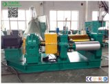 개선된 고무 기계 2 롤 고무 정제 기구 선반 또는 고무 정제 선반 또는 고무 정제 기구를 재생하는 Xkj-480 폐기물 타이어