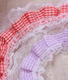 Высокое качество оборками кружевом по пошиву одежды аксессуары