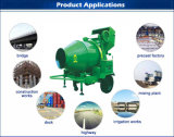 Impastatrice di vendita calda della costruzione mobile della betoniera Filippine ed in India