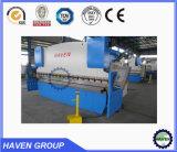 Maquinaria de doblez hidráulica, equipo de doblez para la placa de acero
