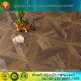 Feuille de bois en PVC Vinyl Plank Flooring Tile plastique Machine de l'extrudeuse