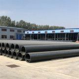 Diâmetro do tubo de HDPE de tamanhos completo para o sistema de água