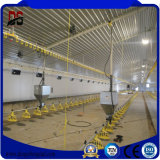 Materiali da costruzione poco costosi prefabbricati dell'installazione facile per l'azienda agricola di pollo