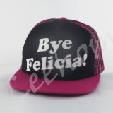 Tampa de malha Fiftted Snapback grossista HAT