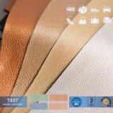 袋のためのベストセラーの高品質PVC合成物質かのどの革