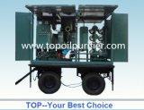 Tipo de montagem do reboque do óleo do transformador móvel, o óleo dielétrico, Filtro de óleo de isolamento (Série ZYM vegetal)