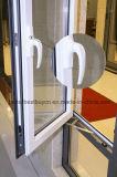 Ventana de aluminio del mejor del precio de la alta calidad marco del oscilación