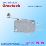 Zing électrique de l'oreille Micro interrupteur à bouton poussoir pour les pièces automobiles