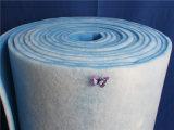 Blanco y Azul Medio de filtro primario para cabina de pulverización (fabricación)