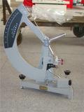 Elmendorf Plástico máquina de ensayo de fuerza de desgarro