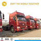 Camion lungo del trattore della baracca di Sinotruk HOWO 6X4 336HP Hw76