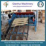 Machine en bois de tondeuse de placage pour le placage de découpage