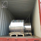 0.3-0.5*1000mm acier galvanisé prélaqué bobine pour matériaux de construction