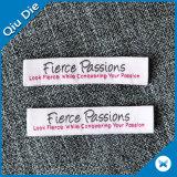 Contrassegno tessuto marca per il tessuto vestiti/dell'indumento