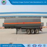 Nuovo del acciaio al carbonio 3 Fuhua/BPW degli assi dell'olio carburante dell'autocisterna rimorchio semi da vendere
