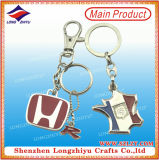Chaveiro do tipo do carro Keychain do logotipo do carro Keyring personalizado do logotipo do carro