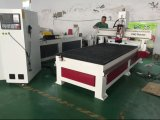 線形タイプ木工業CNCの彫版および打抜き機