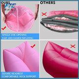 2つはポケットたまり場の膨脹可能な空気寝袋を側面継ぎ合わせる