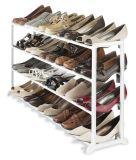 Crémaillère d'étagère de chaussure de livre d'étalage de supermarché de vêtement de mémoire de fil inoxidable