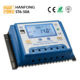 Ce en RoHS keurden het ZonneControlemechanisme van de Last 50A van China (ST6-50A) goed