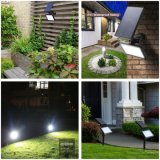 5 modos de iluminación de pared de luz solar