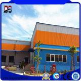 Edificios ligeros modificados para requisitos particulares del taller de la estructura de acero