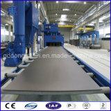 Пропуск транспортера ролика Q69 через пескоструйное оборудование съемки для стальной плиты