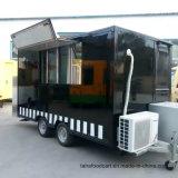 軽食の中国の製造のグリルの食糧トレーラー