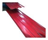 TはPrepainted電流を通されてタイプしシートに屋根を付ける