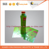 Più nuovo autoadesivo della bottiglia del succo di frutta dell'autoadesivo della bottiglia della bevanda del PVC del documento