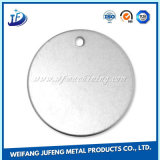 概要のハードウェアのためのステンレス鋼またはアルミニウム押す金属部分