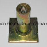 Material de construção Produtos prefabricados de betão âncoras de alastramento da Placa de Hardware de construção