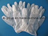 医学的用途のための使い捨て可能な自由に粉にされたまたは粉のビニールの手袋