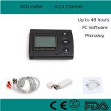 Video di ECG certificato Ce Holter