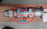 La Chine Fabricant de pompe Wa200-5 pièces de rechange Pompe à engrenage hydraulique de chargeur Komatsu 705-56-26080 705-56-26081 /Chargeur Sur Roues d'alimentation Wa 705-56-26080200-5 Pompe à engrenages