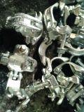 48.3*48.3 Acoplador de andamios galvanizado para conexión de tubería