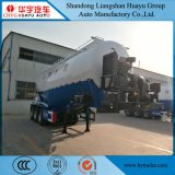 반 30/40/50/60cbm Suzhou 공기 압축기를 가진 대량 시멘트 수송 유조선 트레일러