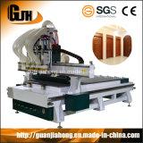 4 Workstage ATC CNC-Ausschnitt-Maschine CNC-Fräser