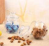 Süßigkeit-Glas-sechseckige Glasflasche für Speicherung