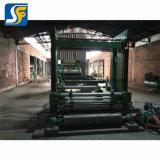自動長網抄紙機大きい容量100tonsクラフトの段ボール紙の生産設備