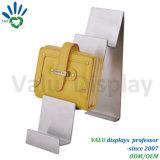 Стеллаж для выставки товаров бумажника, стойка индикации бумажника, индикация бумажника