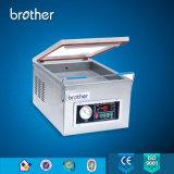 Empaquetadora del vacío de la tapa de vector del hermano, sellador del vacío del alimento, máquina del sellado al vacío del arroz