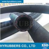 Mangueira hidráulica SAE 100 R3 feita da tela trançada